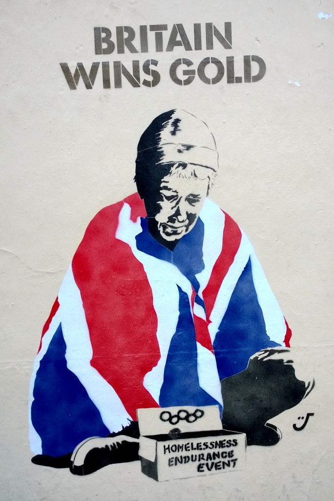 Britain Wins Gold